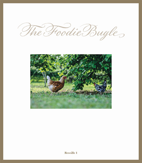 The Foodie Bugle, Reveille 1